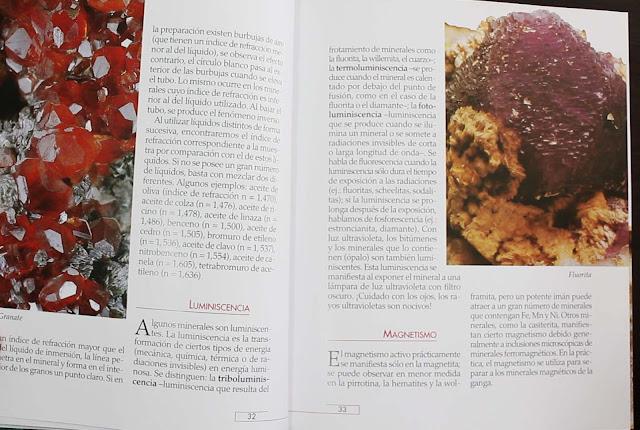 aspecto de información y diagramación del libro
