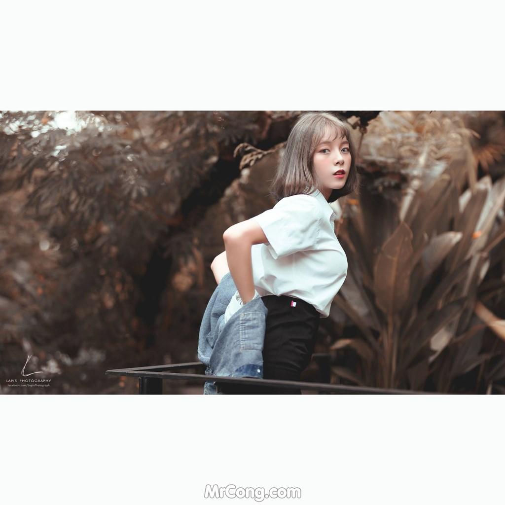 Image Thai-Model-No.483-Suchada-Pramoulkan-MrCong.com-002 in post Thai Model No.483: Người mẫu Suchada Pramoulkan (36 ảnh)
