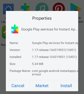 Install Play Store APK