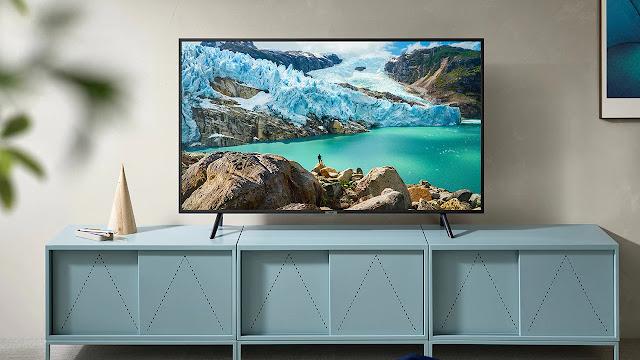 Smart Tivi Samsung 4K 50 inch UA50RU7200KXXV