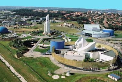 Museo del Espacio en Francia