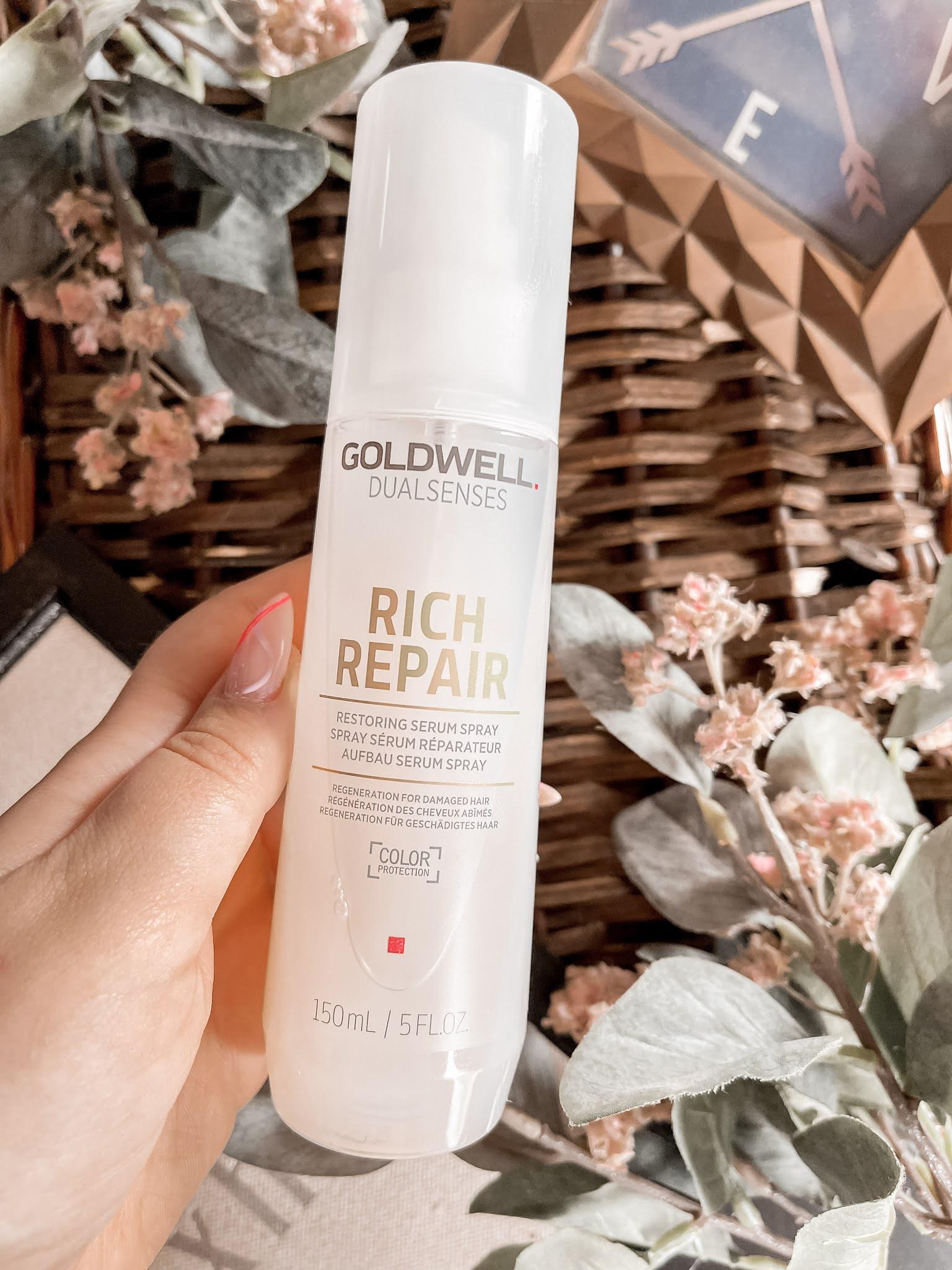 Dualsenses Rich repair de Goldwell