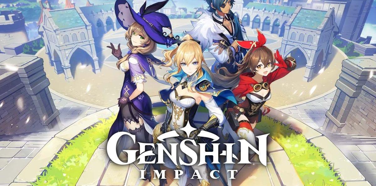 Ganshin impact