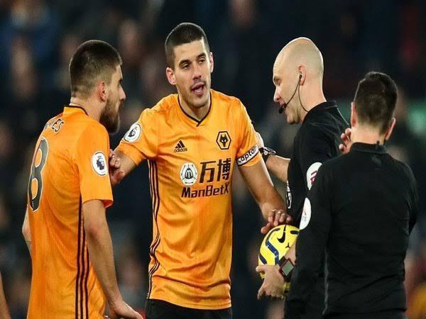 Complaints of Captain Wolverhampton
