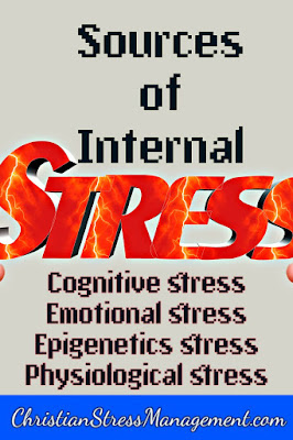 Sources of stress - internal