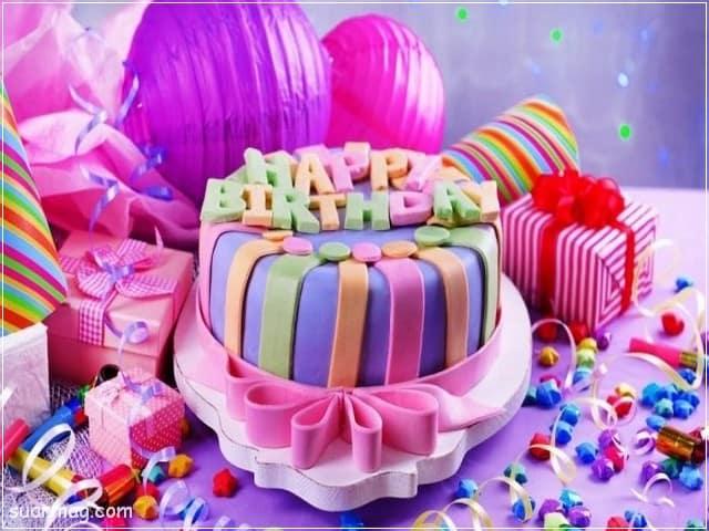 صور عيد ميلاد - تورتة عيد ميلاد 2   Birthday Photos - Birthday Cake 2