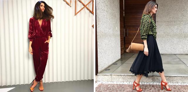 Melhores looks da Isabella Fiorentino