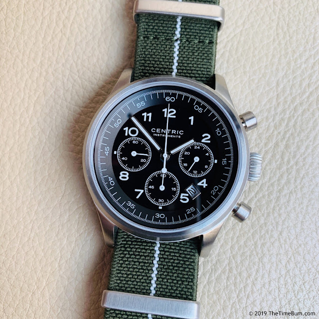 Centric Instruments Lightwell Chronograph