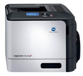 Scarica Konica Minolta Magicolor 4750DN Driver per Windows 10, Windows 8, Windows 7 e Windows XP