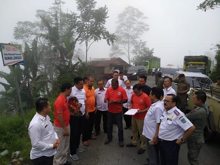 Tim Survey TdS Apresiasi Kesiapan Kota Sungai Penuh
