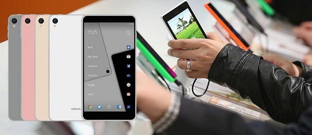 Nokia Kembali Bangkit : Segera Rilis, Smartphone Android Nokia D1C, Ini Dia Spesifikasi Lengkap