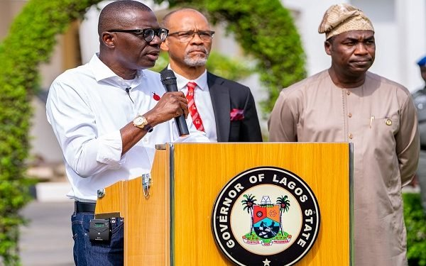 BREAKING; Lagos State governor permits worship centers to resume full services
