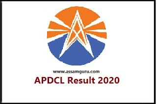 APDCL Field Assistant Result 2020