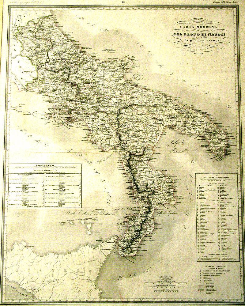Il Brigante NEWS Regno di Napoli o Regno di Puglia