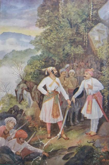 Shivaji_Maharaj_and_Baji_Prabhu_at_Pawan_Khind