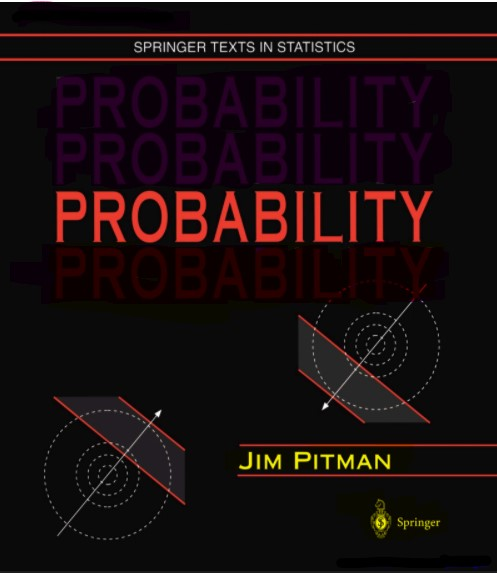 Probability Texts in Statistics Jim Pitman in pdf