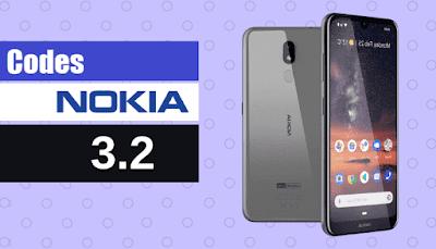 Code Nokia 3.2