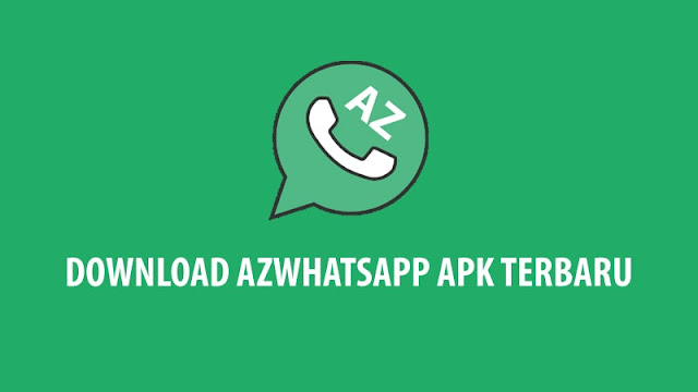 Download AZWhatsApp APK Terbaru