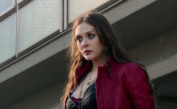 Elizabeth Olsen confirma quando gravará suas cenas em 'Doutor Estranho no Multiverso da Loucura'