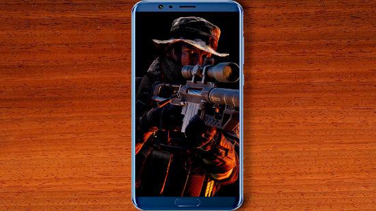 Commando Sniper - Battlefield 4 - QHD pour Mobile