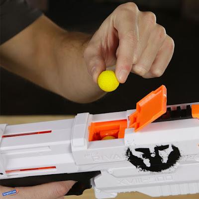 Đạn banh cho súng Nerf Rival 1