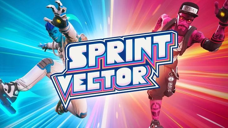 Play Sprint Vector  in Quarantine