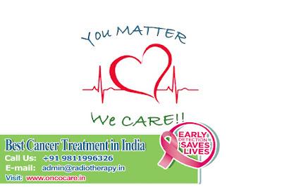 cancer Treartment india