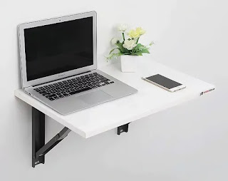 Wall Mount Fold able Work from Home Table