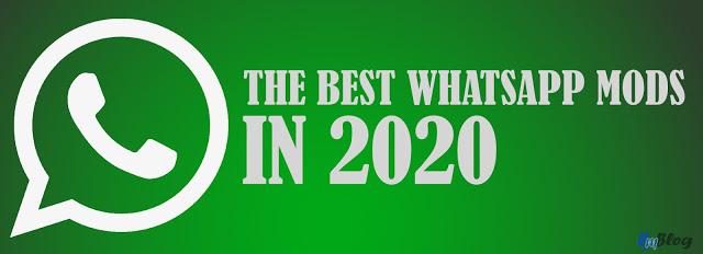 10 Aplikasi WhatsApp Mod Terbaik Tahun 2020