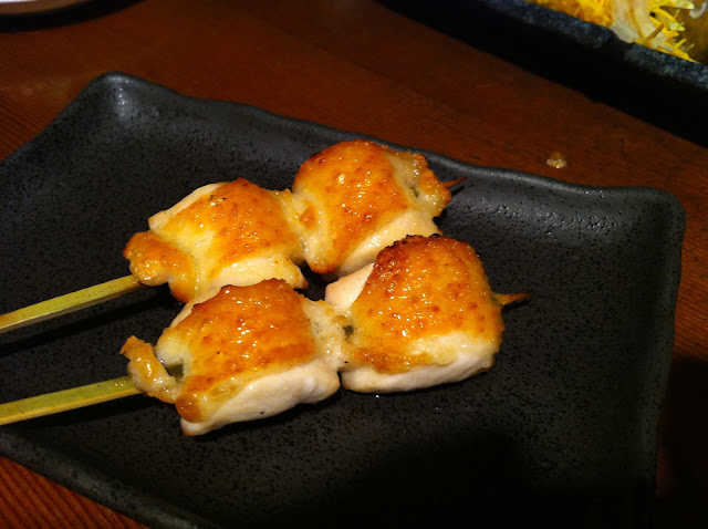 Hinaiya. Chicken. Ginza Corridor. Tokyo Consult. TokyoConsult.