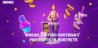 How to Complete All Challenges and Missions Fortnite Fourth Birthday Event