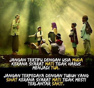 Gambar DP BBM Romantis Islam Lucu Terbaru Paling Oke