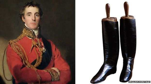 duke of wellington boot - photo #8