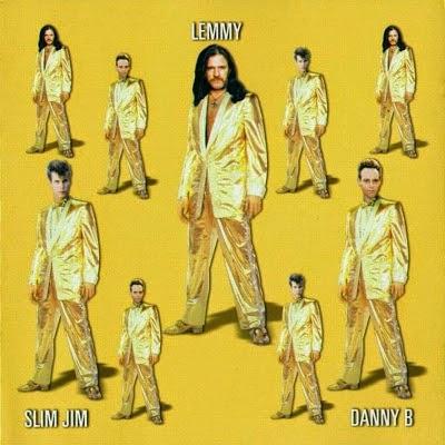 Egroj World Lemmy Slim Jim Danny B