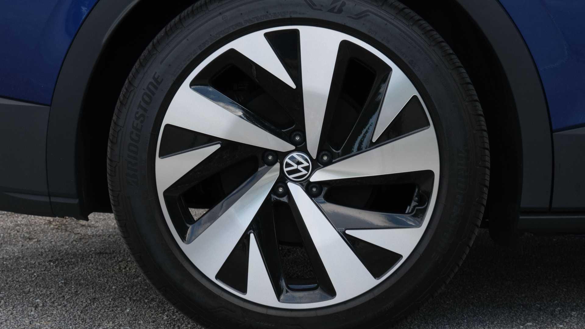 فولكس واجن آي دي. 4 الإصدارة الأول 2021 - تصميم العجلات