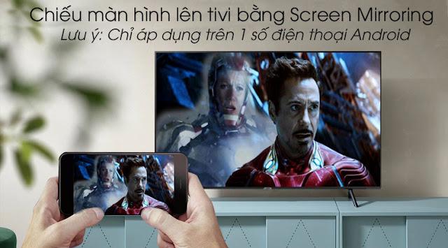 Smart Tivi QLED Samsung 4K 65 inch QA65Q80RAKXXV