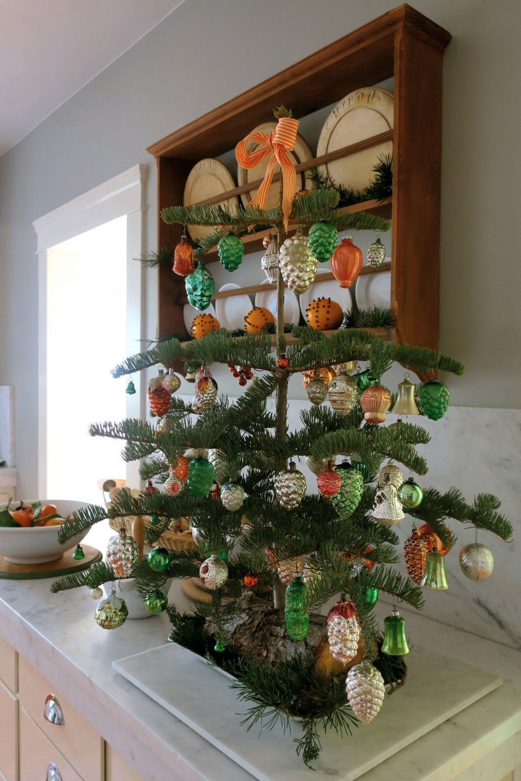 Chronica Domus A Kitchen Tree For Christmas