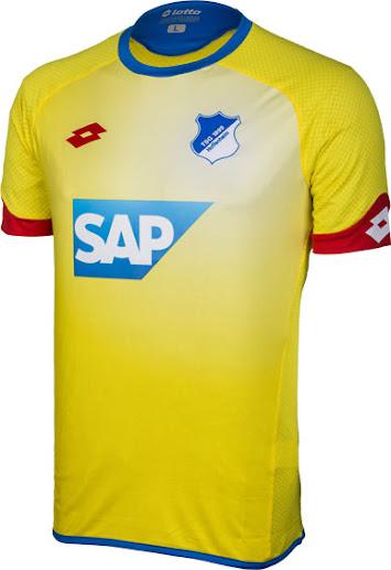 96e1e53ff2 Hoffenheim 15-16 Kits Released - Footy Headlines