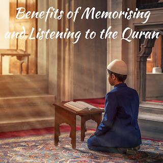 How to Better Memorise Quran