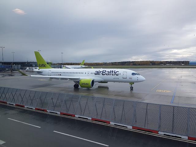 Pirmais lidojums ar Bombardier CS300