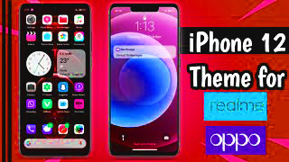 How to Download iOS 12 Theme For Oppo & Realme Mobile