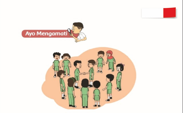 Buku Guru dan Siswa Kelas 1 SD Kurikulum 13