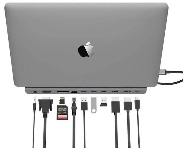 Lention USB-C Docking Station