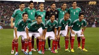 Skuad Susunan Pemain Mexico