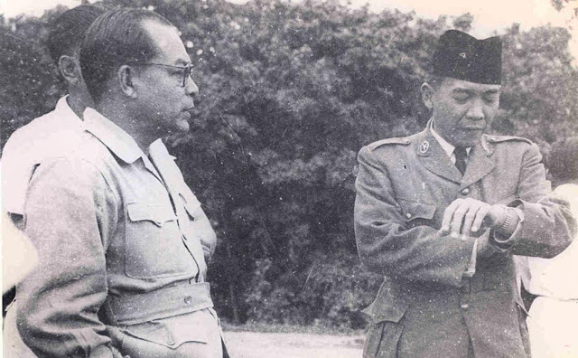 Kenangan Orang Minang: Kisah Presiden Soekarno Hapus Oposisi