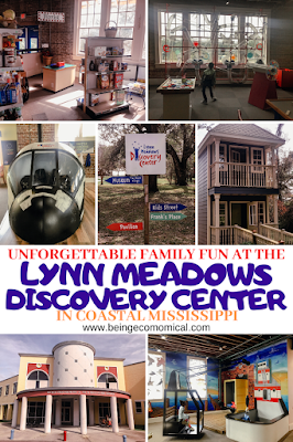 Family Fun At The Lynn Meadows Discovery Center | Top Family Fun Destinations In Gulfport, Mississippi