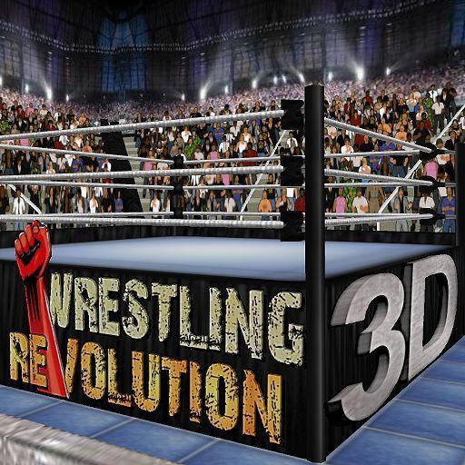 Wrestling Revolution 3D v1.663 Apk Mod [Desbloqueado]