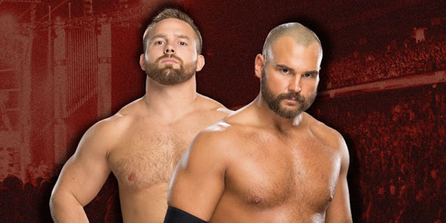 The Revival Wins RAW Tag Team Titles