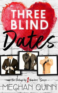 Three Blind Dates by Meghan Quinn