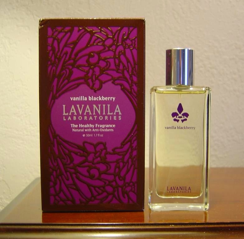 Lavanila Vanilla Blackberry Healthy Fragrance